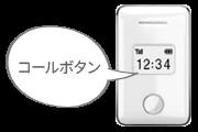 コールボタン