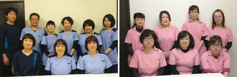 介護看護課集合写真